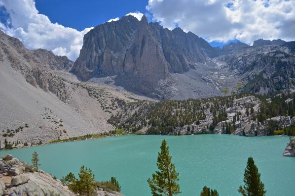 Big Pine Creek North Fork - Palisade Glacier - Day 1   the ...